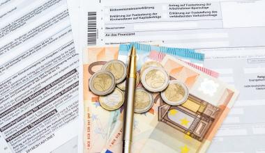 Steuererklärung: Umgang mit Beiträgen an private Unfallversicherungen