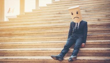 Jeder dritte Banker hadert mit seinem Job