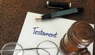 Das doppelte Testament – Aufhebung durch Zerreißen möglich?