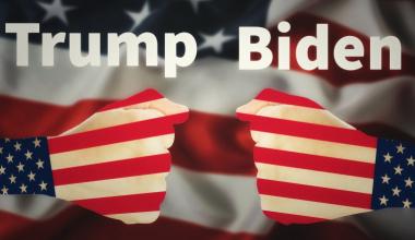 Trump vs. Biden: So blickt die Finanzbranche auf die US-Wahl