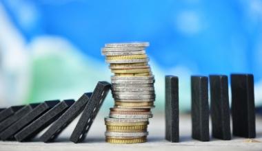 Unternehmen betrachten Konjunkturabschwächung als Top-Risiko