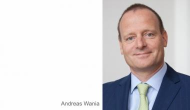 Chubb: Andreas Wania wird Country President Deutschland und Österreich