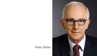 R+V-Vorstandsmitglied Peter Weiler geht in den Ruhestand
