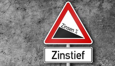 Zinstief kostet deutsche Sparer weitere 9,1 Mrd. Euro