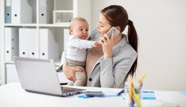Langeweile Mutterschutz