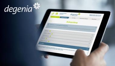 degenia startet digitales Risikoleben-Produkt – 100% ONLINE!