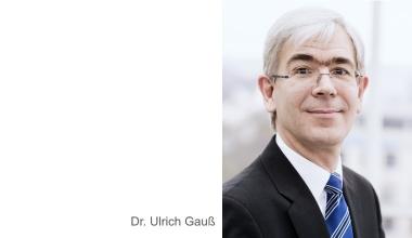 Dr. Ulrich Gauß wird Vorstandsvorsitzender der VPV