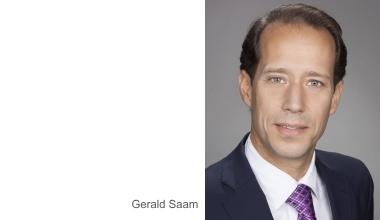 Gerald Saam verstärkt institutionelles Vertriebsteam von GAM