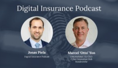 Marcel 'Otto' Yon zu Gast beim Digital Insurance Podcast