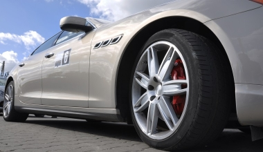 Maserati als Geschäftswagen: Fehlerhaftes Fahrtenbuch wird teuer
