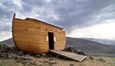 Nicht versichert: Arche Noah nicht regenfest