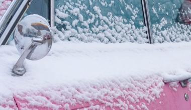 Oldtimer-Besitzer unterschätzen Risiken der kalten Jahreszeit