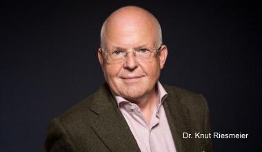Dr. Knut Riesmeier neuer Geschäftsführer der Exporo Investment GmbH