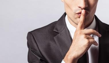 Reden ist Silber, Schweigen ist …?