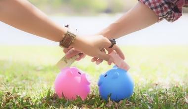 Weltspartag: Viele Paare wollen gemeinsam sparen