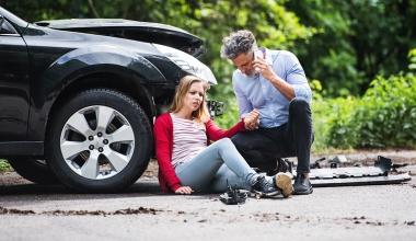 Unfall: Wann Krankheitskosten als Werbungskosten abziehbar sind
