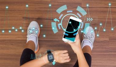 Zwei von fünf Deutschen nutzen Fitness-Apps & Co.