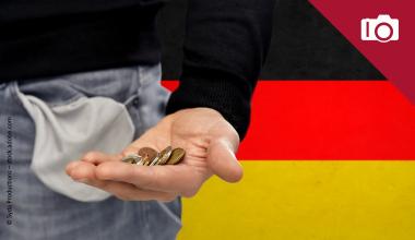 So überschuldet sind die Deutschen