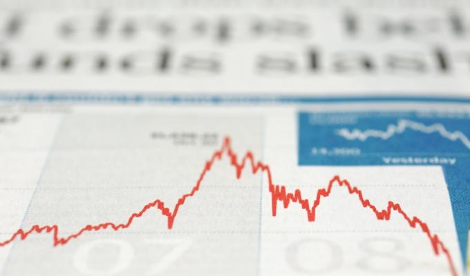 In der Reihe der größten Tagescrashs des Dax ist erwartungsgemäß auch die Weltfinanzkrise der Jahre 2007/2008 vertreten. Am 21.01.2008 ging der deutsche Leitindex innerhalb eines Tages um 524 Punkte bzw. 7,2% in die Knie. Grund waren wachsende Sorgen vor einer Rezession in den USA aufgrund der Finanzkrise. [Bild: © Norman Chan – stock.adobe.com]