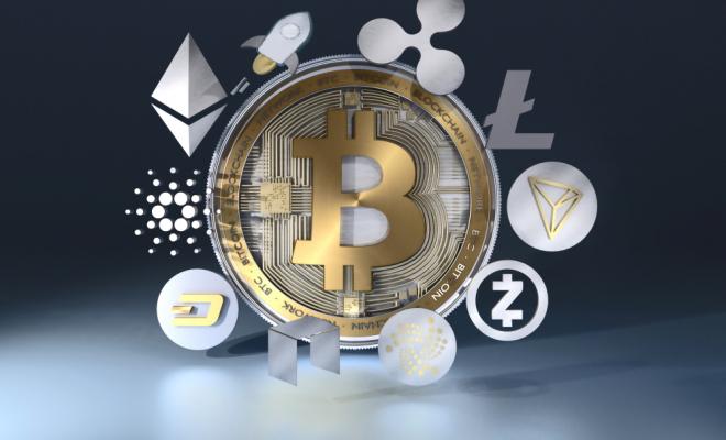 Für gerade einmal 2% der von Kantar im Auftrag des Bankenverbands befragten Deutschen zählten Kryptowährungen im Jahr 2020 zu den bevorzugten Anlageprodukten. Im Vergleich zum Vorjahr hat sich der Wert damit halbiert. 2021 wollen allerdings immerhin 5% auf Bitcoin und Co. setzen. [Bild: © topshots – stock.adobe.com]