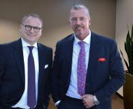Matthias Buße (r.) und Thorsten Dorn führen die Hamburger Beratungsboutique Smart Asset Management Service. © Smart Asset Management Service GmbH