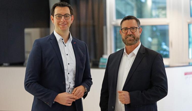 Pangaea mit neuem Geschäftsführer-Duo