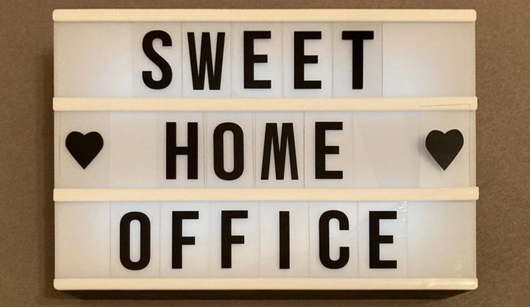 Home sweet Home-Office in der Assekuranz?
