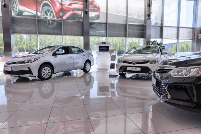 Toyota auf Spitzenplatz der markenspezifischen Kfz-Versicherungen